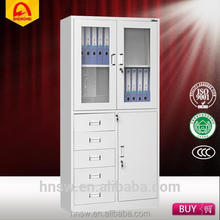 5 drawers cabinet metal cabinet handle lock with high quality
