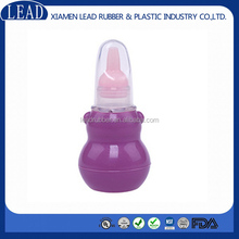 Best Selling lovely silicone baby vacuum nasal aspirator