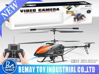 2014 Walkera Super CP 3.5CH flybarless 3D rc helicopter with VEDIO(255104)