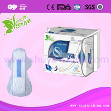 india cotton towel Comfortable and fashionable cottony ladies sanitary pad