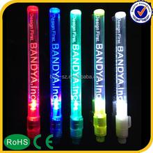 2015 hot sell custom led light stick for concert/event