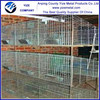 Hot sale bright wire rabbit cages sale / 24 rabbits commercial rabbit cages(Factory)