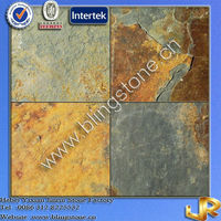 Natural Rustic Slate Exterior Wall Tile for Outside Wall