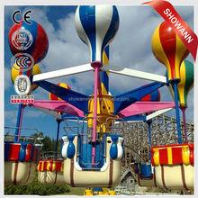 Balloon race rides outdoor family rides Samba balloon games