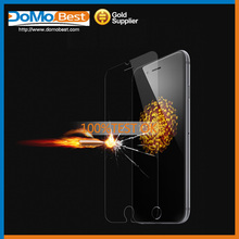 Double side,2015 New coming ! ultra thin high quality clear 100% perfect fit tempered glass screen protector for apple iphone 6