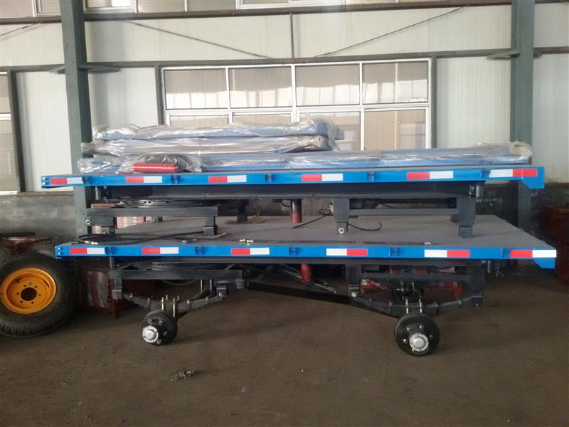 Modular Atv Trailers : Best price inch lcd tv atv tow behind trailer made in