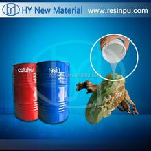 liquid two component polyurethane resin