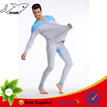 2014 men's heated thermal underwear long johns thermal best winter thermal clothing