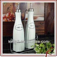 ceramic Oil and Vinegar Cruet set