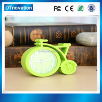 Plastic table alarm clcok , bicycle alarm clock