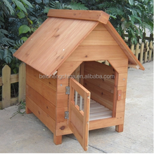 standrad quality with good price wooden dog house durable wooden assemble and install made in China