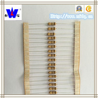 carbon film fixed resistor for PCB