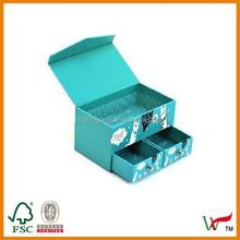 2015 Hot Sale Jewelry Gift Box Decorative Pile Storage Box
