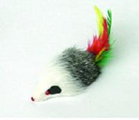 Squeak Cat Mouse Toy Pet Rat Toys