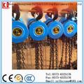 Manual de la mano polipasto de cadena / construcción de edificios herramientas y equipos