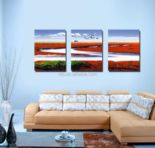 large high definition canvas painting scenery wall art wholesale
