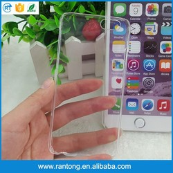 Factory sale simple design clear transparent case for iphone 5c Fastest delivery