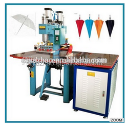 high frequency welding machine for welding process of raincoat