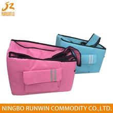 Pet Carrier With Little Pet Food Bag Soft Portable Medium Pet Travel Bag For Dog