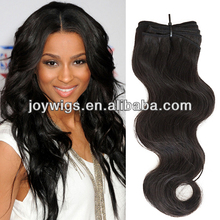 Wholesale top quality 100% virgin remy bresilienne hair
