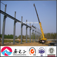 Steel Workshop Application and Q345B Q235B Grade building