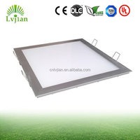 office false pop interior ceiling design led panel light