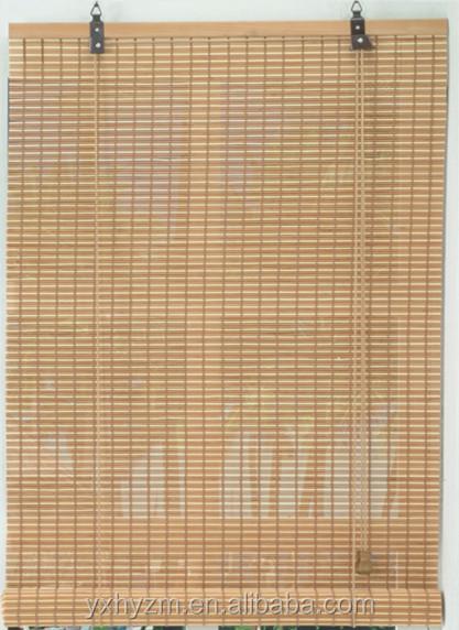 Bamboe rolgordijn gamma