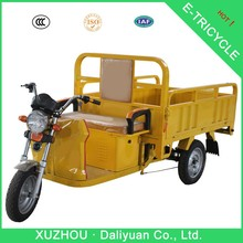 electric three wheel motorcycle vehicle for cargo