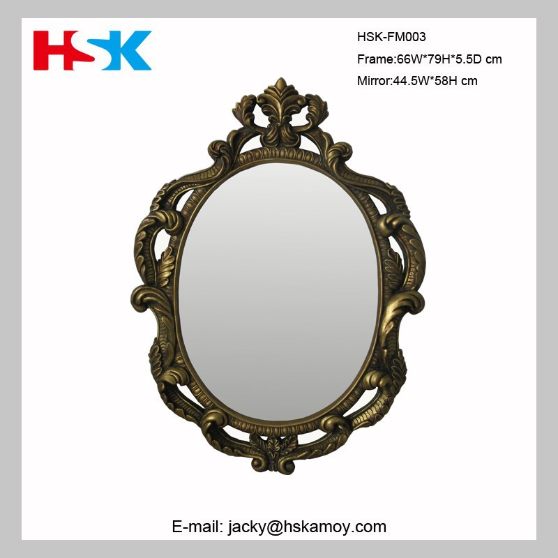 2015 hot sale wall mirror home decor mirror baroque living for Living room mirrors for sale