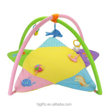 baby play mat for children toys wholesale with star shape