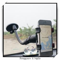 Mobile phone car holder and funny cell phone holder for desk