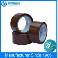 Transparent adhesive tape, packaging tape self leather adhesive tape