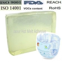 Shanghai Low Temperature Positioning and Construction Glue Adhesive for Baby Diaper and Non Woven Sanitary