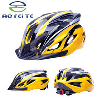 Greenroad Outdoor Bike Bicycle Cycling safety Helmet + Visor, LW-829 (Yellow)