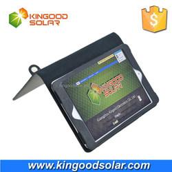 8000mah new ipad mini case pvc panel solar charger case for ipad mini