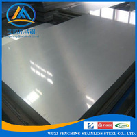 High Luster Rigidity Cheap price 304 Stainless Steel Sheet