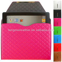 Soft Leather Pouch Carry Bag Sleeve Case Cover 9.7 Tablets For Apple iPad 4 3 2 ,Shock-resistant Case For The New iPad 3 iPad 2