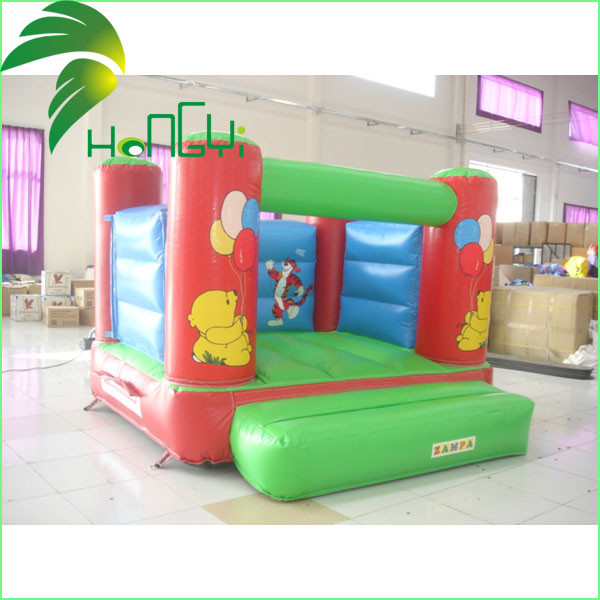 0.6mm pvc Indoor Durable  Inflatable Jumping Bouncer Combo1.jpg