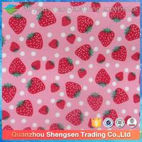 fruit stretch nylon spandex lycra fabric