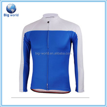 Custom design Cycling wear Short/long Sleeve with digital printing sublimation cycling jersey