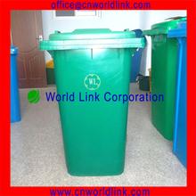 en840 de plástico de cubo papelera de reciclaje de plástico