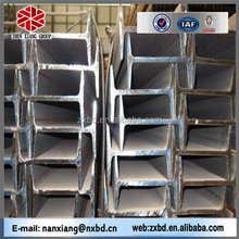Iron and steel products buying in large quantity structural I beam