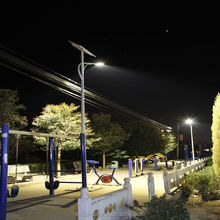 Newest Design highest cost performance 60w Integrated All In One Led Solar Street Light