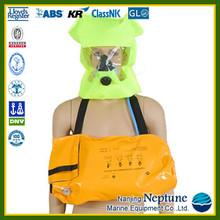 Aree un aparato de respiración portátil para de salvamento y socorrismo / de lucha contra incendios