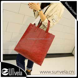 American Long Style From Factory In China New Design For Women High Quality And Low Price Clutch Big Tote Bag Used