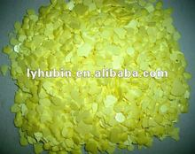 yellow flake sulfur