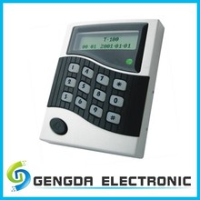 Good quality rs485 network attendance records machine,time attendance machine