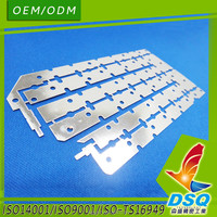 OEM and ODM precision led hardware lead frame stamping parts