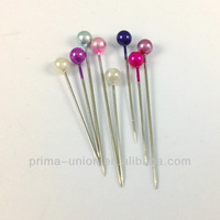 Colorful Pearl Head Pin for Jewelry decoration