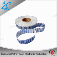 big roll for automatic labelling machine clothing security tags anti-theft eas security label